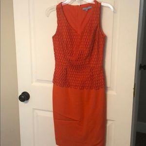 Antonio Melani orange dress